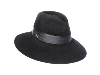 Cappello celebrativo 110 anni nero