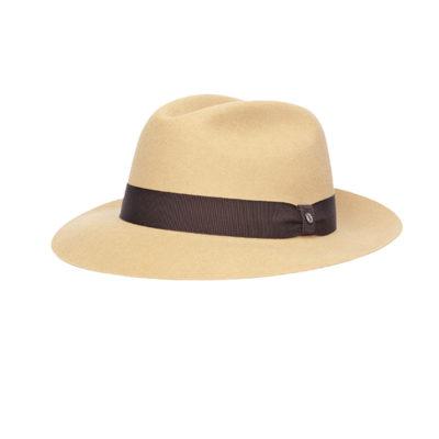 Cappello Fedora in feltro, cameo