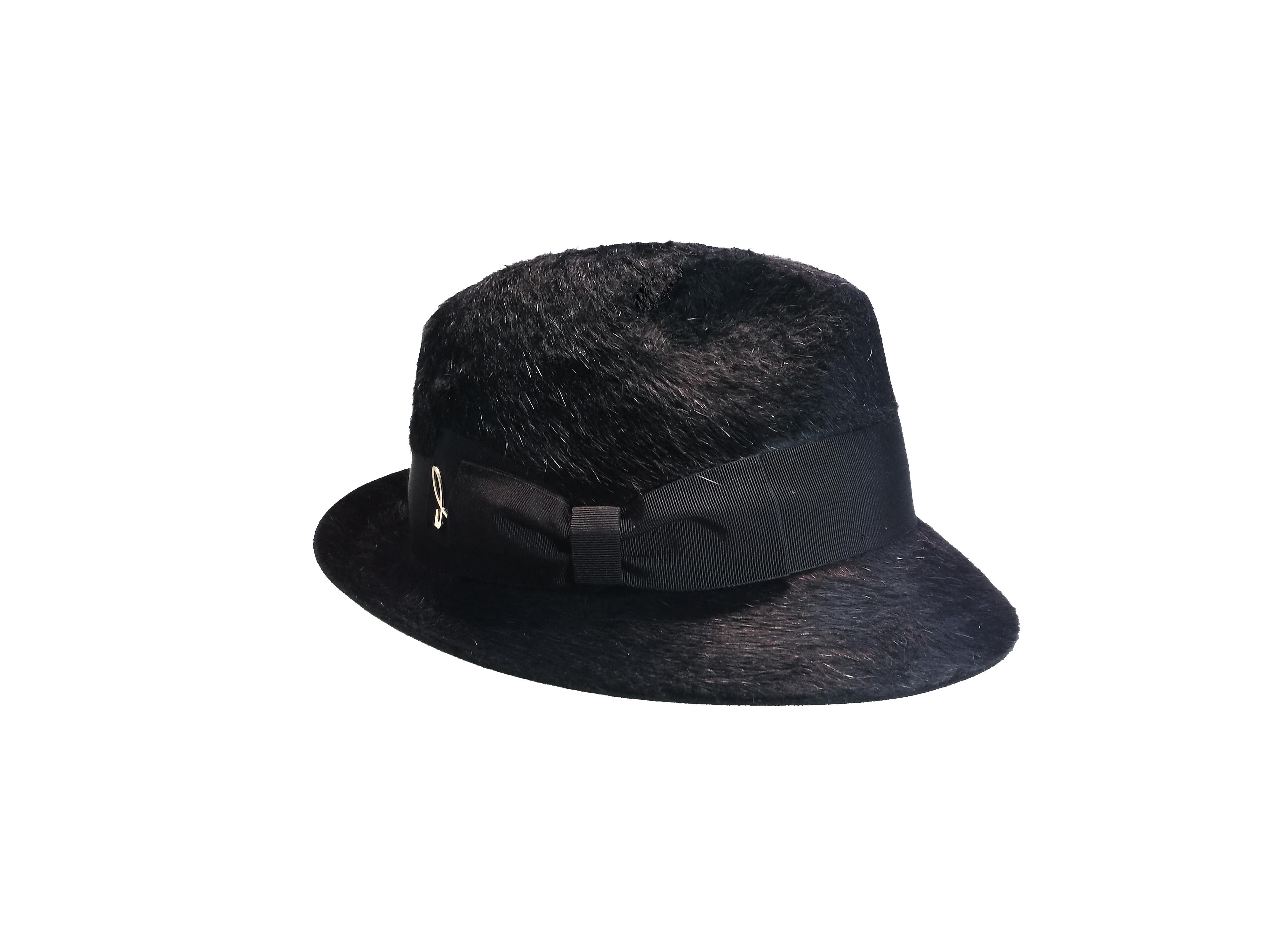 3eecd70dedb Felt trilby Hat with