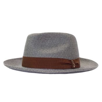 Clipper Cappello Drop Grigio Denim Doria 1905