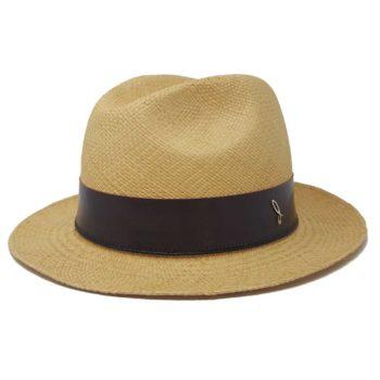 Denys Fedora Panama Hat Havana Doria 1905