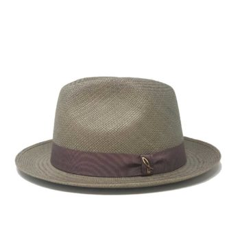 Cappello Panama Fedora ad Ala Stretta Doria 1905